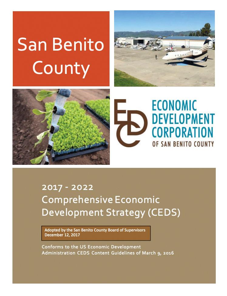 SBC EDC Comprehensive Economic Development Strategy
