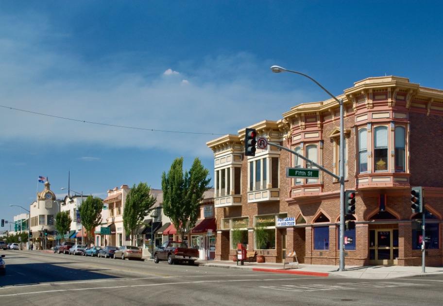 Downtown Hollister